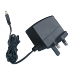DC 12V 1A 12W Wall-Mount Power Supply Adapter for CCTV Security camera UK Type