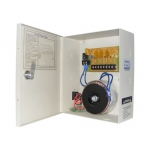 4 Channel/Camera CCTV Security Camera Power Supply Box 24V DC 10 AMPs