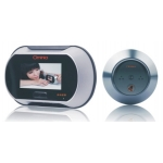 0.3 Mega Pixel 2.8-Inch LCD Peephole Camera Viewer 160-Degree Viewing Angle