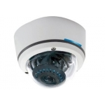 Pixim Seawolf 690HTVL-E Resolution 2.8-12mm IR 20M 60FT Weatherproof VandalProof Dome CCTV Camera with 120dB Ultra WDR Range OSD Menu 3D-DNR and 3-Axis Bracket