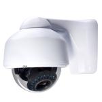 Pixim Seawolf 690HTVL-E Resolution 2.8-12mm IR Range 20M 60FT Weatherproof Vandalproof Dome Bracket CCTV Camera with 120dB Ultra WDR Range OSD Menu 3D-DNR and 3-Axis Bracket