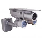 Pixim Seawolf 690HTVL-E Resolution 5-50mm IR Range 100M 300 Feet Waterproof All-weather Bracket Bullet Camera with 120dB Ultral WDR Range OSD Menu and 3D-DNR