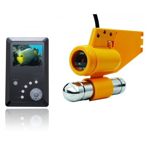 Wireless 2 4GHz 420TVL 30FPS Underwater Scuba Camera Video