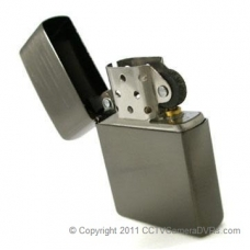High Resolution Zippo-like Lighter Spy Camera with Voice Control Recording