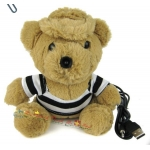 Teddy Bear 450TVL Hidden Nanny Camera
