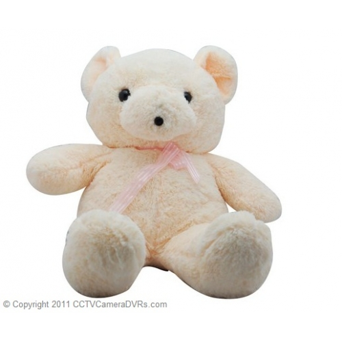 Hidden Teddy Bear Camera Dvr Nanny Cam With Motion Detection