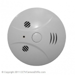 Smoke Sensor Detector High Definition Spy Camera 4GB