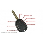 Toyota Car Key Camera with Motion Detection and Voice Control