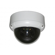 720TVL 1/3 SONY EFFIO CCD 2.8-12mm outdoor Day/Night Compact CCTV Dome Camera with 3 axis bracket