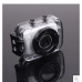 720p 8x Digital Zoom Underwater Scuba Diving Camera with Waterproof Housing 32GB