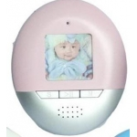 1.5 inch LCD screen Professional Mini Video Digital Memo round shape Camera with 128M internal memory